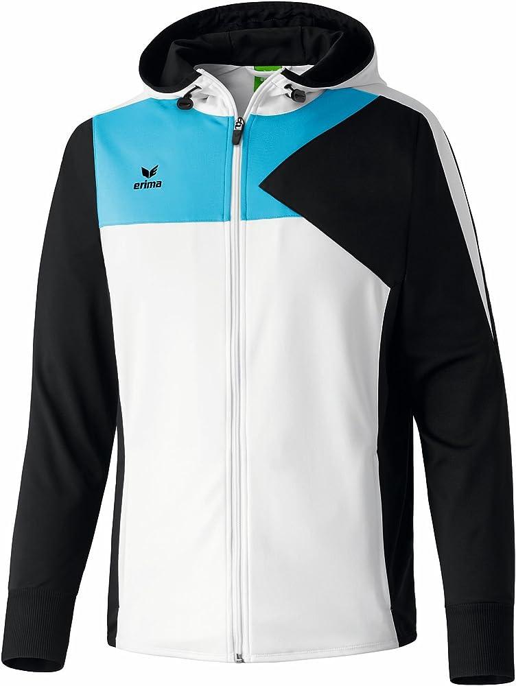erima Premium One, Chándal de fútbol para Hombre, Blanco (Weiß ...