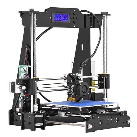 Aibecy Escritorio 3D Impresora Kits Diy Alta Precisión Yo Asamblea ...