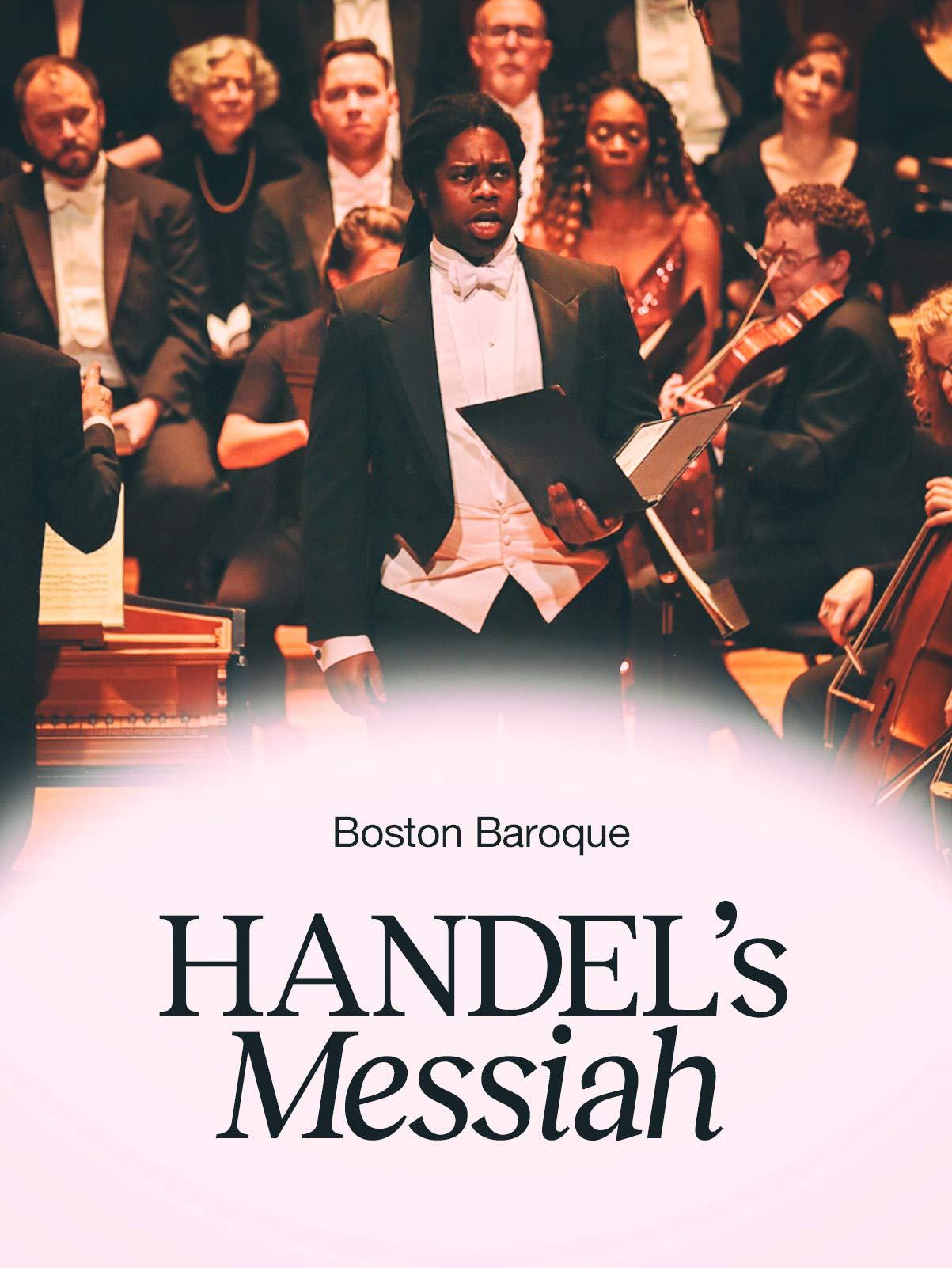Handel's Messiah on Amazon Prime Video UK