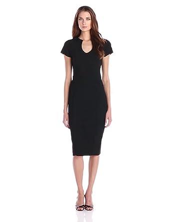 Amazon.com: Black Halo Women's Gypsy Rose Dress: Clothing