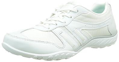 Skechers Breathe easy Jackpot, 's Low top Sneakers in White