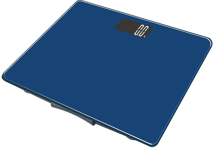 150/kg//100 g arancione in vetro L B S Medical Bilancia pesapersone elettronica