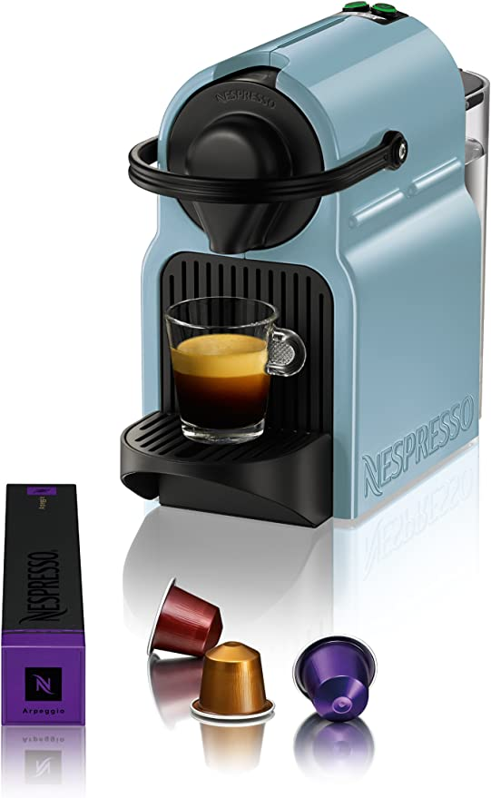 Turmix TX 155 Inissia Blue Sky Automat Cápsulas de Nespresso ...