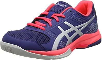 ASICS Damen Gel Rocket 8 Volleyballschuhe, Pink