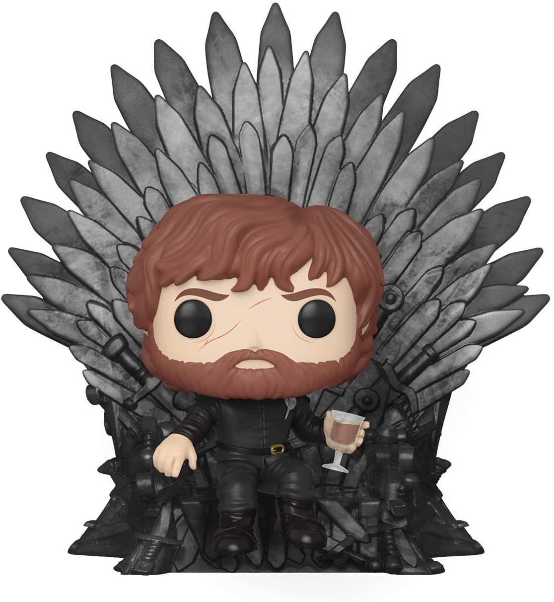 Funko POP GAME OF THRONES-TRONO Cersei su DELUXE IN VINILE