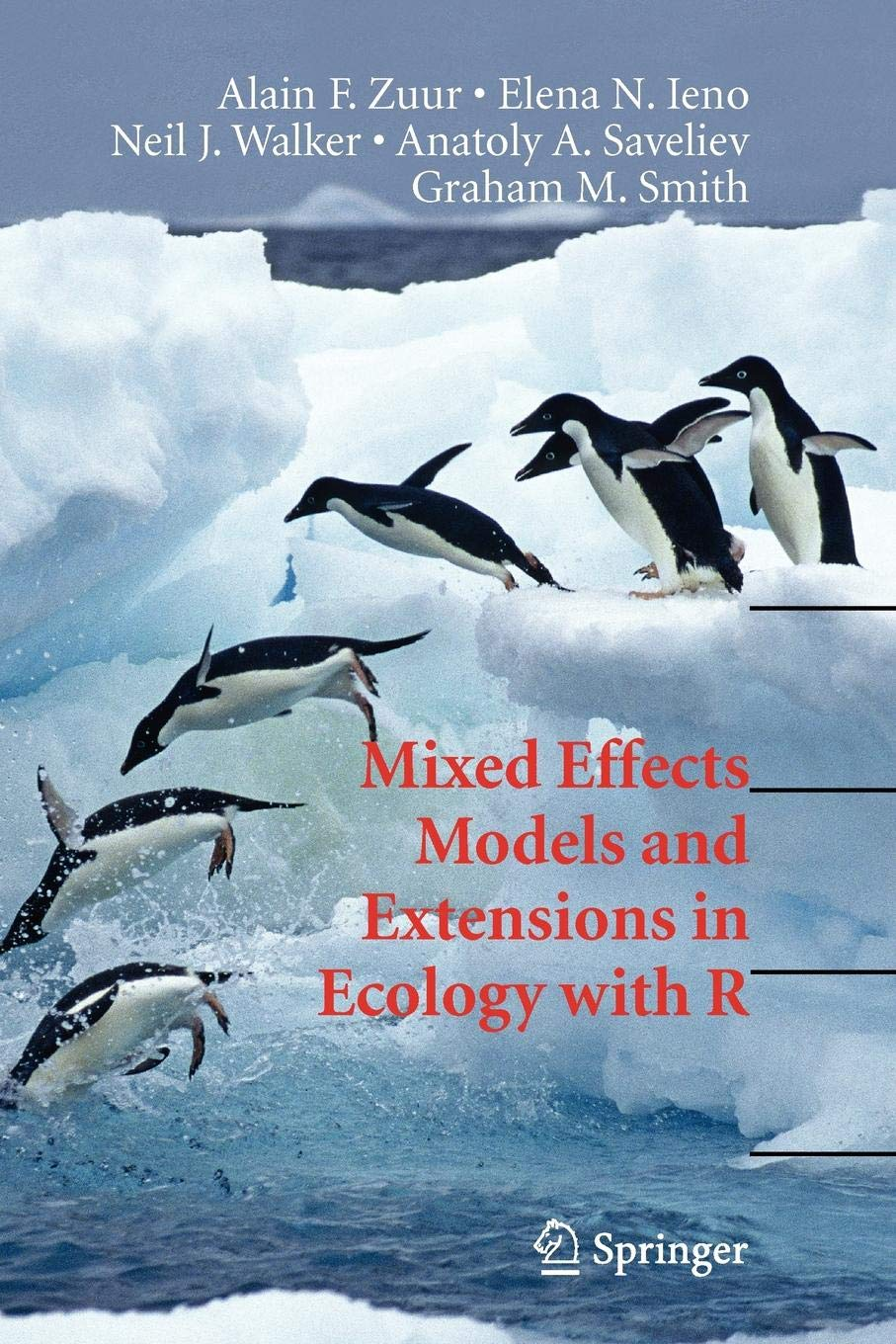 Mixed Effects Models and Extensions in Ecology with R Statistics for Biology and Health: Amazon.es: Alain F. Zuur, Elena N. Ieno, Neil Walker: Libros en ...