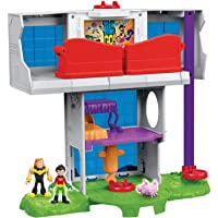 Fisher-Price Playset Imaginext Torre Teen Titans