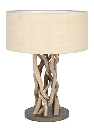 Driftwood table lamp amazon electronics driftwood table lamp mozeypictures Image collections