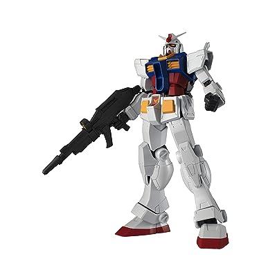 TAMASHII NATIONS Bandai Gundam Universe Rx-78-2 Gundam Mobile Suit Gundam: Toys & Games