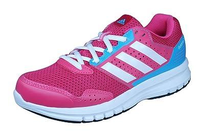 sports shoes 8cb5d 18528 adidas Duramo 7, Chaussures de Gymnastique Femme - Multicolore - RosaBlanco Azul
