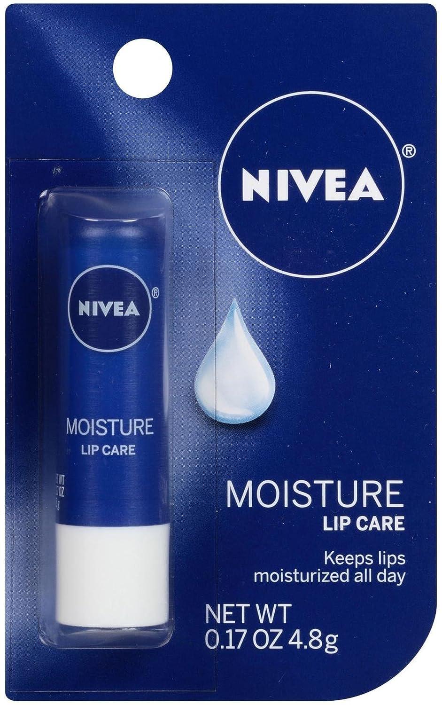 Nivea Lip Care A Kiss of Moisture Lip Care Stick