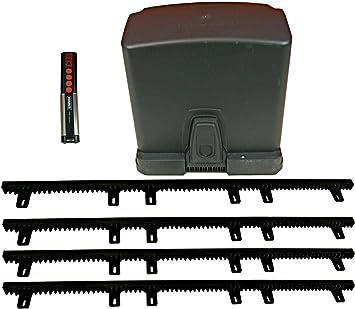 Sommer Cable 3521V000 - Automatismo para puerta corrediza (868,8 MHz): Amazon.es: Bricolaje y herramientas