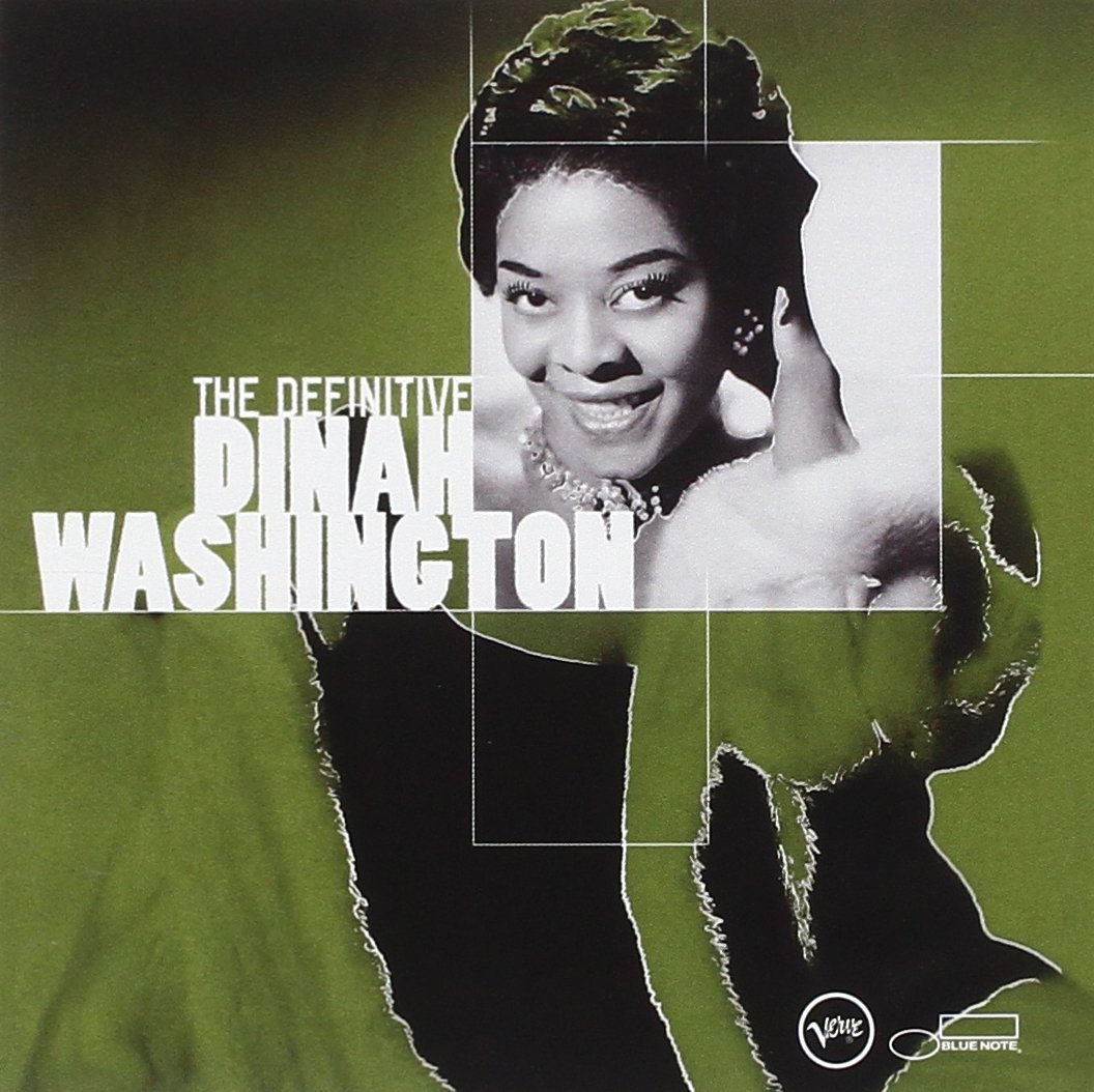 CD : Dinah Washington - The Definitive Dinah Washington (CD)