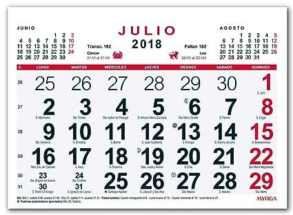 Calendario Santoral 2019.Faldilla Myrga 2019 21 X 15 Cm Ref 1592