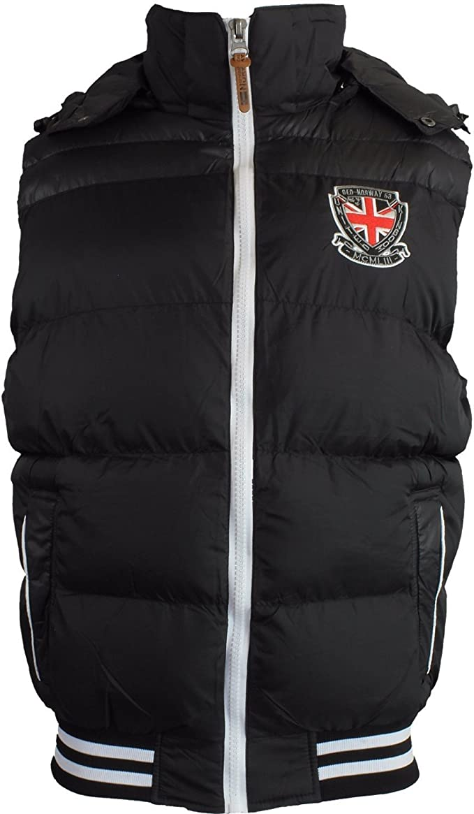 Geographical Norway Virgin Vest WL113HGN Herren Weste