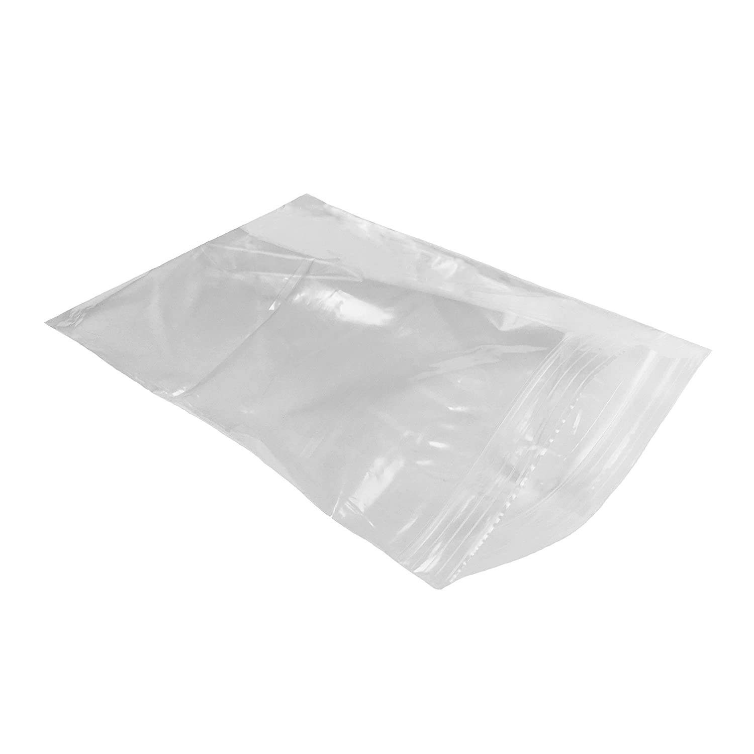 Starboxes Reclosable 4 x 6 2 Mil Clear Resealable Bags. Never Misplace Your Items Again. 100