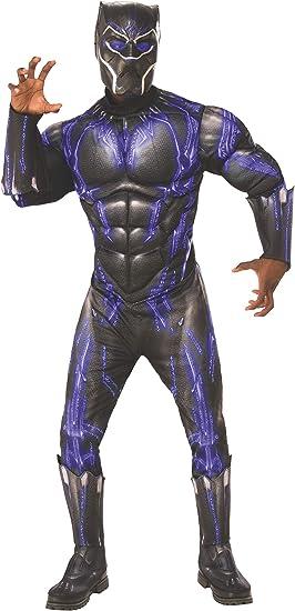 Rubies - Disfraz Oficial de los Vengadores de la Pantera Negra ...