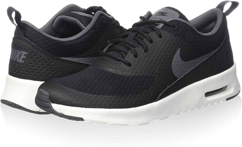 Women's Nike Air Max Thea Textile Shoe (819639 005) (US 7)