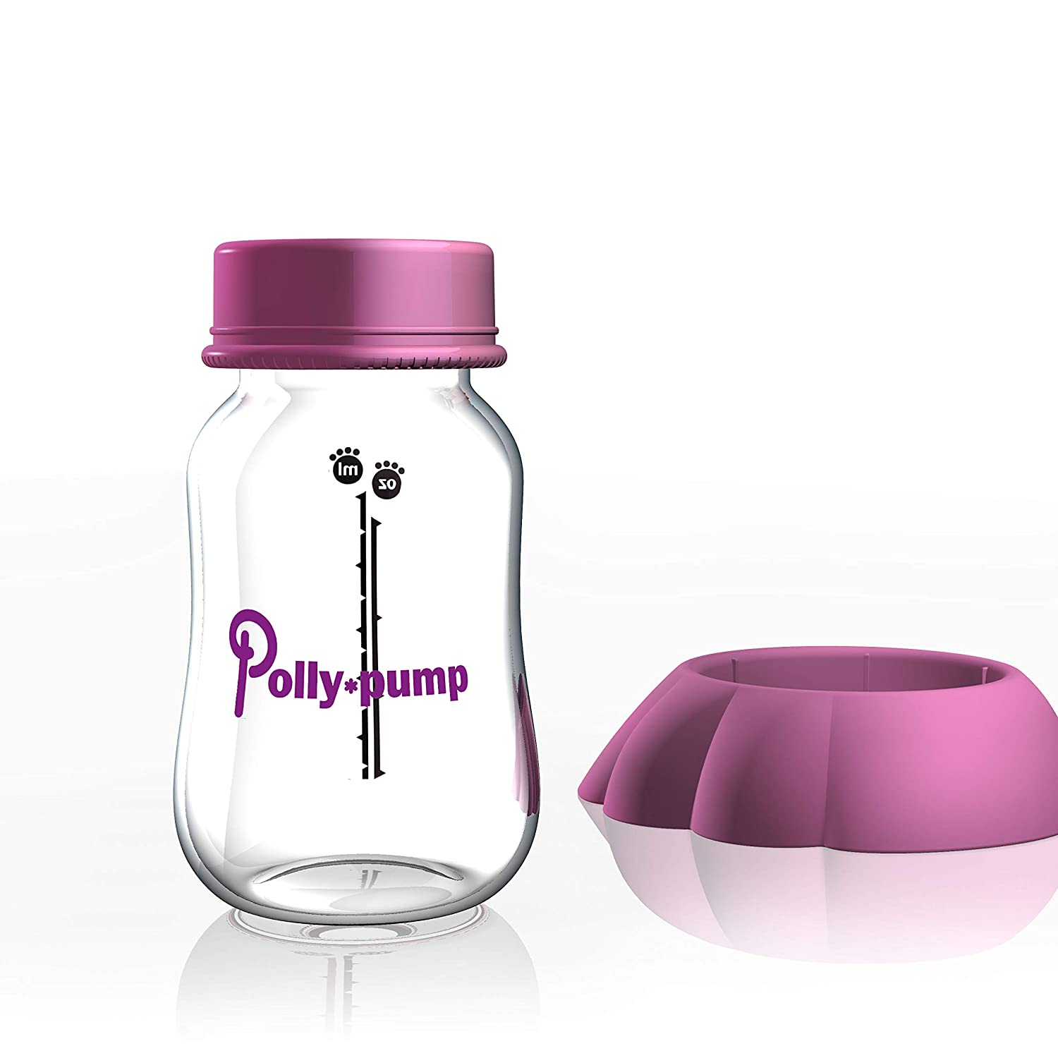 Pollypump Manual Single Breast Pump