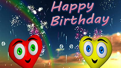 Amazon A NEW BIRTHDAY SONG SUPER CUTE ANIMATED MUSIC VIDEO