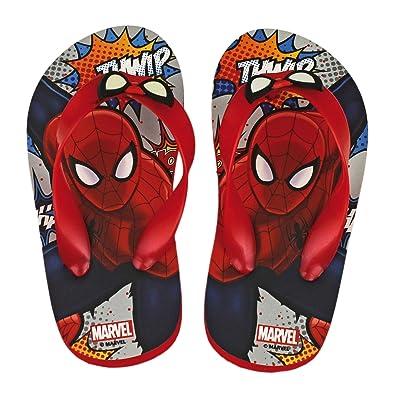 Chaussures Spiderman Garçon Tongs Avengers Marvel Disney Yg6UdUx