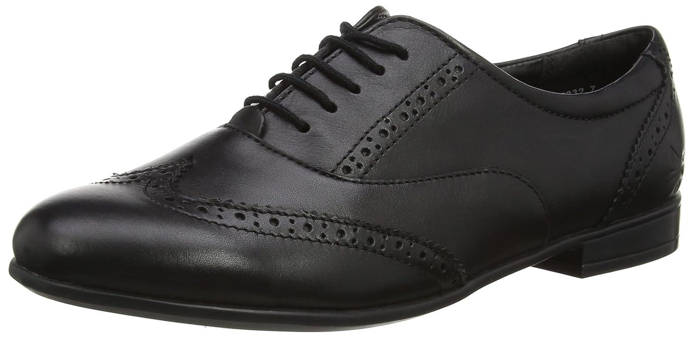 Start Rite Matilda, Zapatos de Cordones Brogue para Mujer 42 EU|Negro (Black 7332_7)