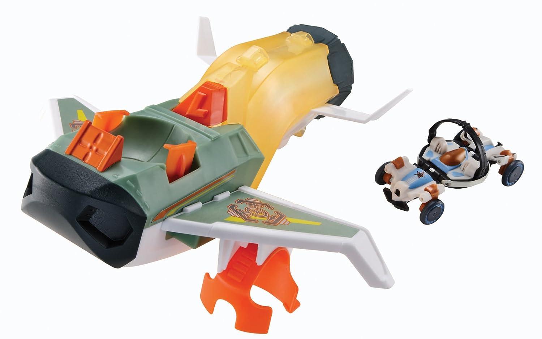 Hot Wtalons Ballistiks Battle Bomber Playset