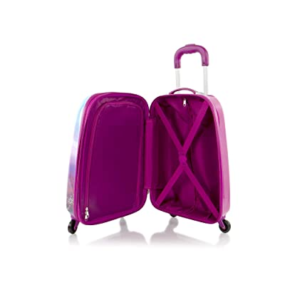 Heys Frozen 18 Inch Carry On Luggage Featuring Anna /& Elsa
