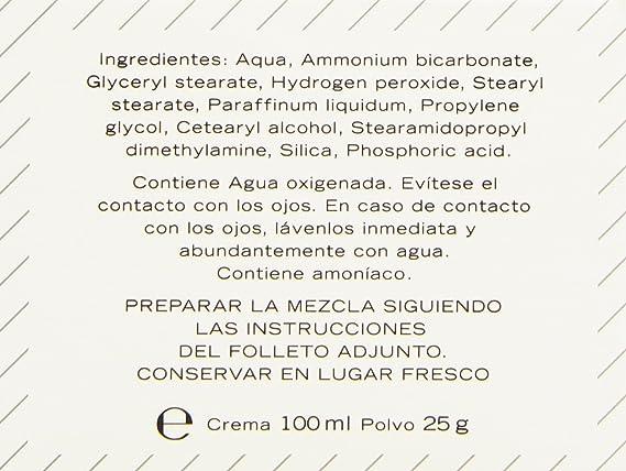 Cygnetic, Decolorante para pelo - 2 de 50 ml. (Total 100 ml.): Amazon.es: Belleza