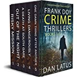 FRANK DOY CRIME THRILLERS BOOKS 1–5 five gripping mysteries box set