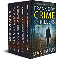 FRANK DOY CRIME THRILLERS BOOKS 1–5 five gripping mysteries box set (English Edition)