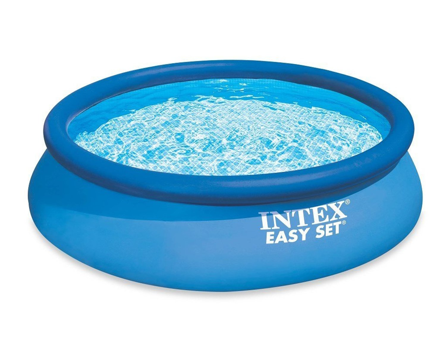 Intex Easy Set Round Swimming Pool 457x84cm PVC Above Ground Outdoor 28156NP vidaXL