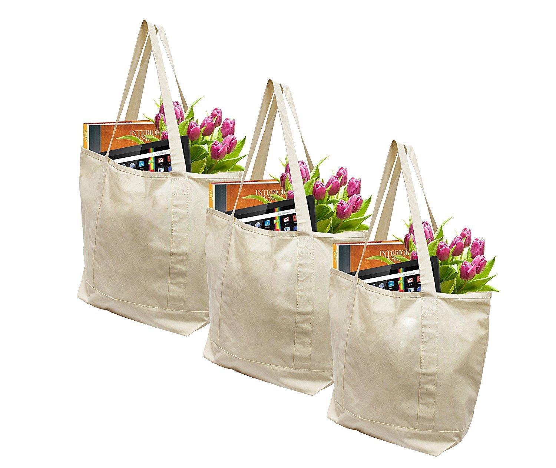 Amazon.com: Earthwise - Bolsas reutilizables para la compra ...