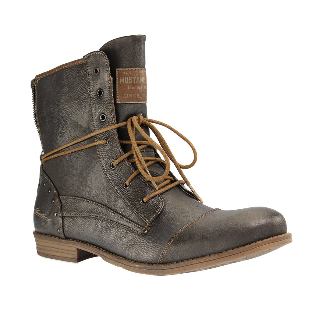 Mustang 1157, Bottes 10250 Classiques Mustang Femme Gris Bottes (259 graphit) d5e014a - conorscully.space