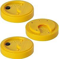 Talking Tins, grabador de voz, amarillo, 20 segundos