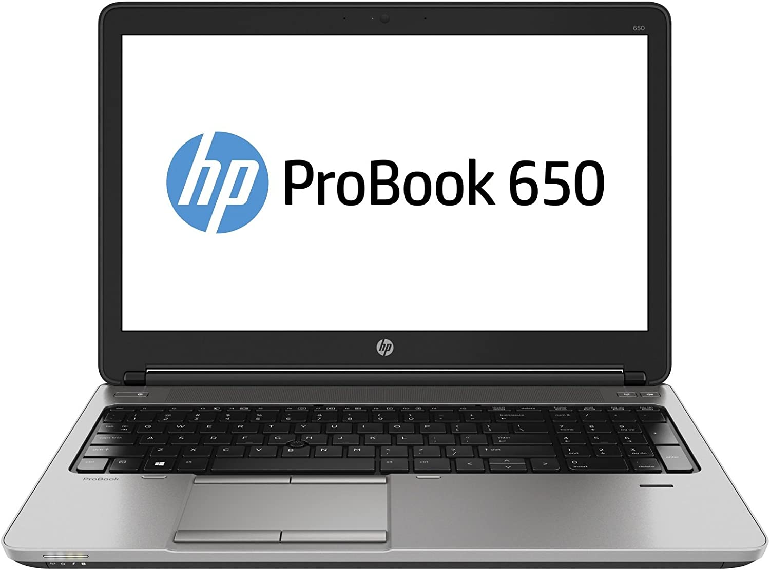 HP ProBook 640 G1 Intel i5-4300M 2.50GHz 8GB RAM 240GB SSD Windows 10 Pro (Renewed)