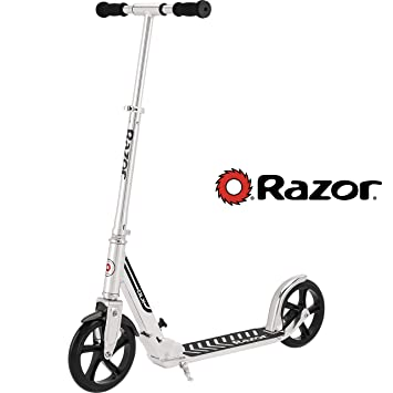 Amazon.com: Razor A5 DLX - Patinete: Sports & Outdoors