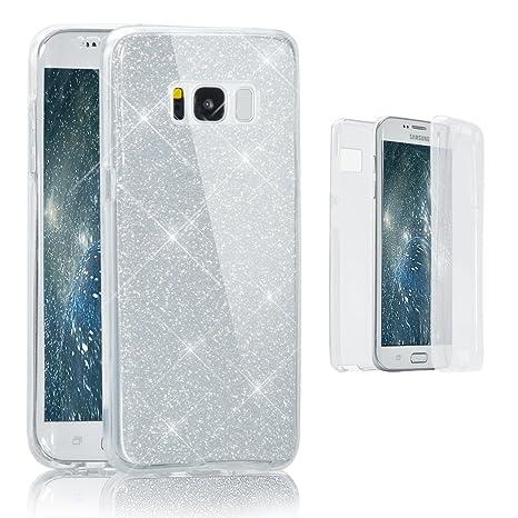 1b6a4ef573ec3 Funda delantera y trasera para Samsung Galaxy S8 Plus