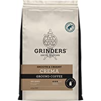 Grinders Coffee Crema Ground, 200 g