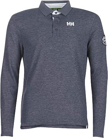 Helly Hansen Mens Skagen Quickdry Rugger Long Sleeves Longsleeve T-shirt