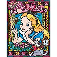 Leezeshaw 5D DIY Diamond Painting By Number Kits Fameless Rhinestone Embroidery Paintings Pictures For Home Decor - Alice (11.8x15.7inch/30x40cm)