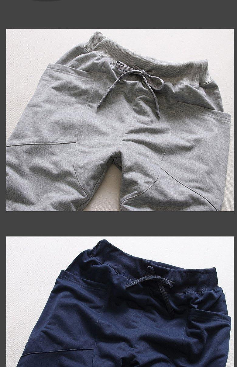 Demarkt Mens Sports Dance Harem Pants Casual Hip-hop Trousers Slacks Size L