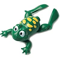 Hamleys Swimming Frog Bath Toy (Green)