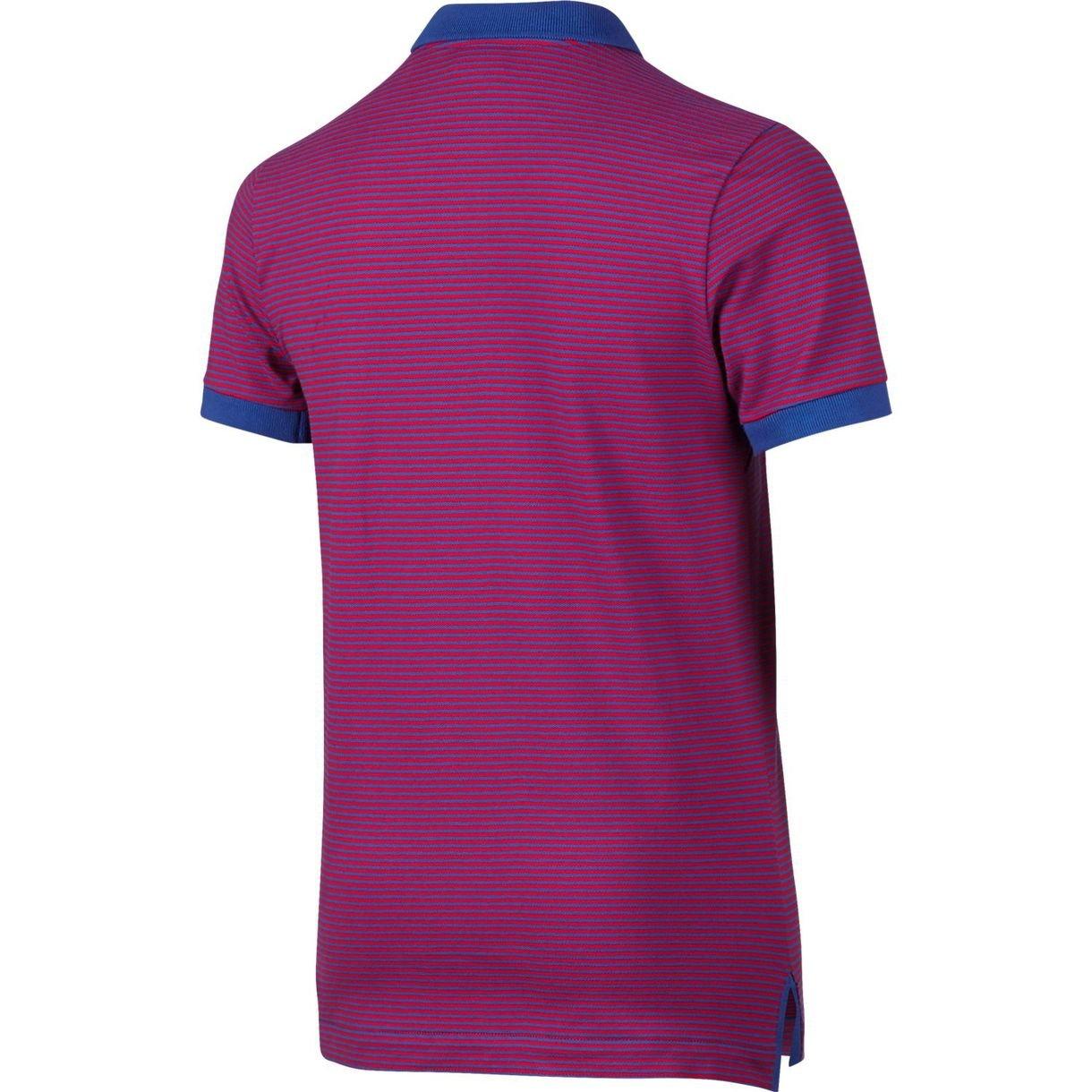 Nike FCB Y NSW GSP Pq Aut Polo Manga Corta FC Barcelona, Hombre ...