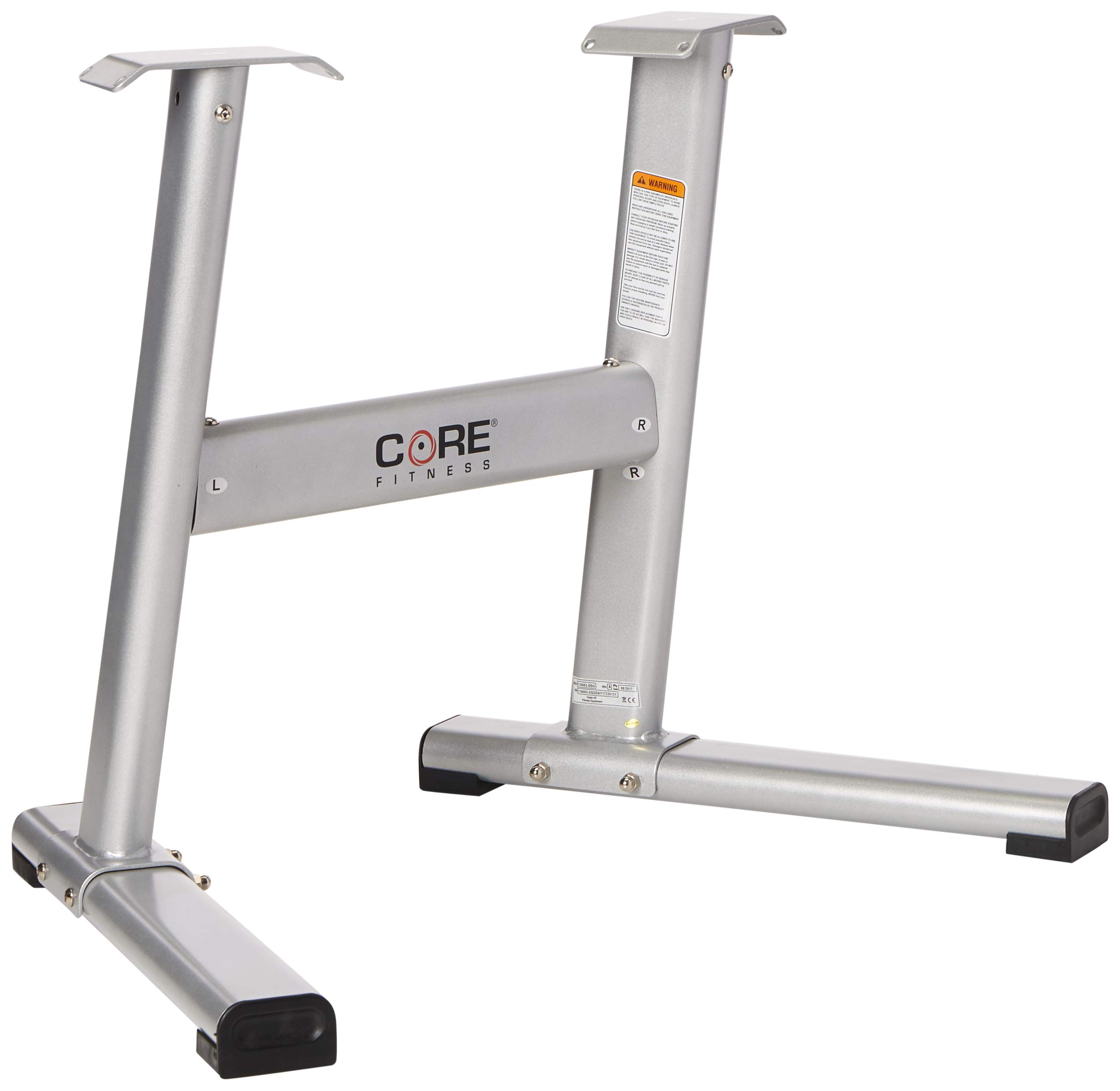Core Fitness® Adjustable Dumbbell Weight Stand