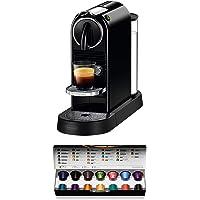 De'Longh Nespresso EN167.B Citiz Capsulemachine, Hogedrukpomp En Perfecte Warmteregeling, Energiebesparende Functie…