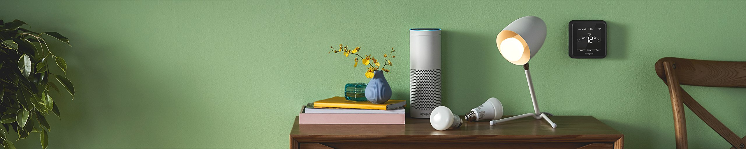 Philips Hue 464479 60W Equivalent White and Color Ambiance A19 Starter Kit, 3rd Generation, Works with Amazon Alexa by Philips (Image #4)