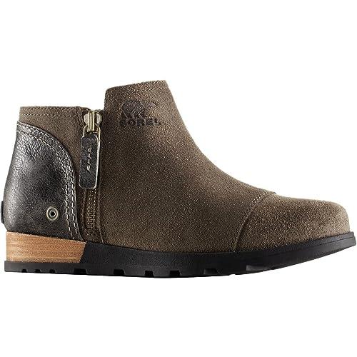 ee19bfc263e Sorel Women's Major Low Major/Fossil Boot: Amazon.ca: Shoes & Handbags