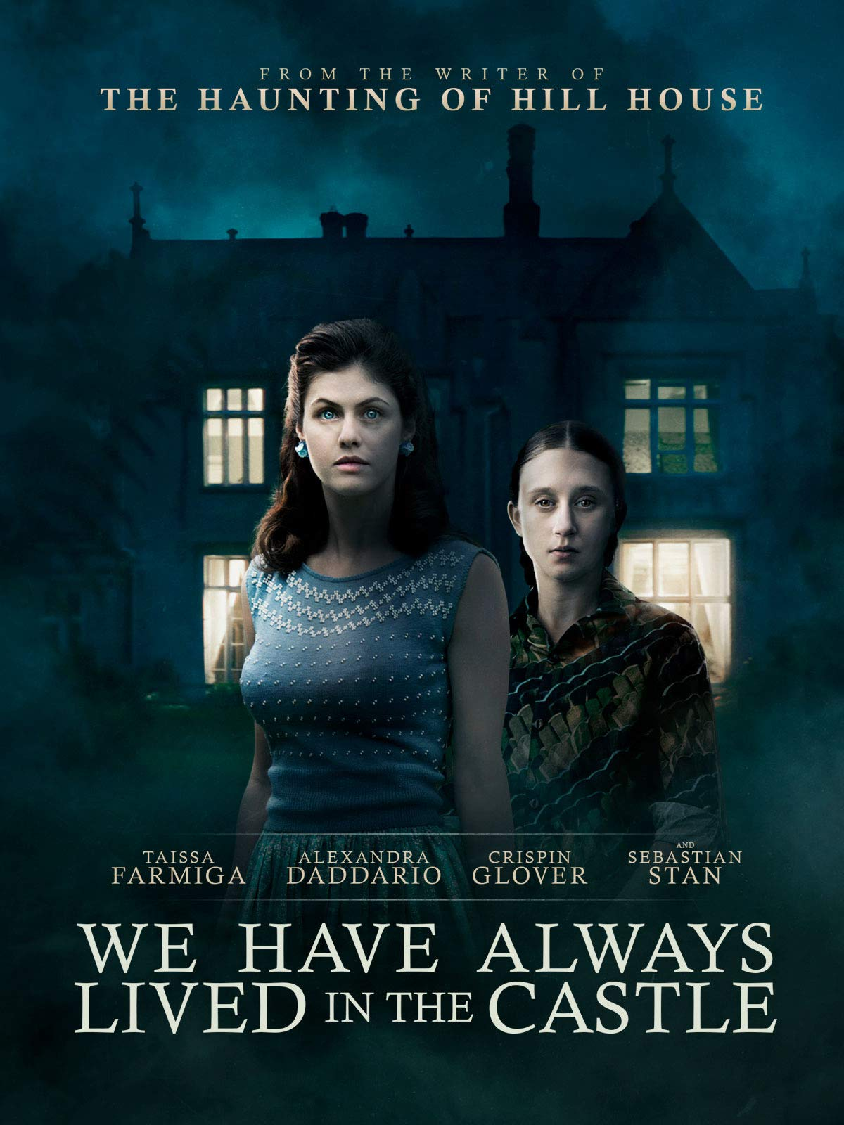 We Have Always Lived In The Castle on Amazon Prime Instant Video UK