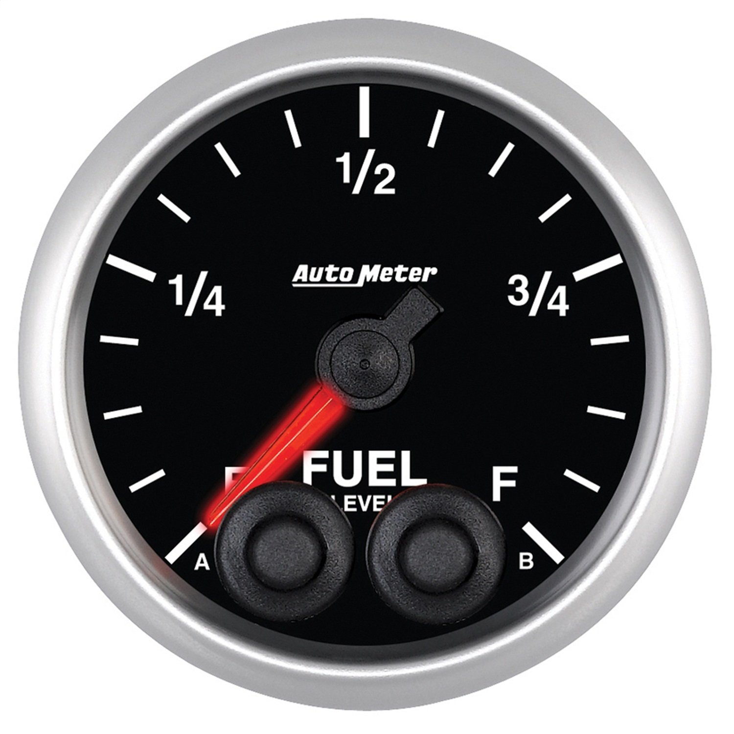 Auto Meter 5609 Elite 2-1/16'' Programmable Fuel Level Gauge